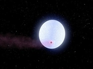 Hottest Exoplanet Rips Apart Hydrogen Molecules on a Daily Basis