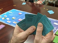 Fossil-finding Board Game is a Success in College Classrooms