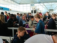 Study: Better Hand Hygiene at Top Airports Can Reduce Coronavirus Spread by 37%