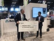 Novel Sensor for Fast, Portable Diagnostics Wins 2020 Chemistry Award