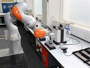 Robot Scientist Quickly Discovers New Catalyst
