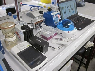 'Lab-in-a-suitcase' Can Quickly Screen Millions of Bacteria in Single Water Sample